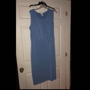 CJ Banks dress size L NWT